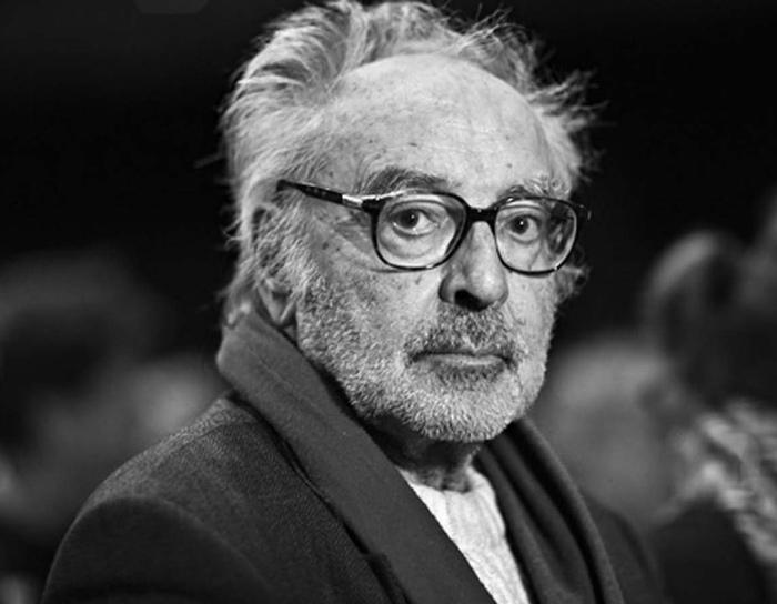 Jean-luc Godard en 2013