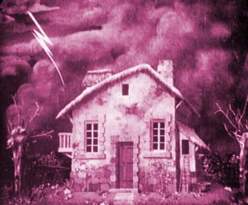 casa encantada historia del cine de terror