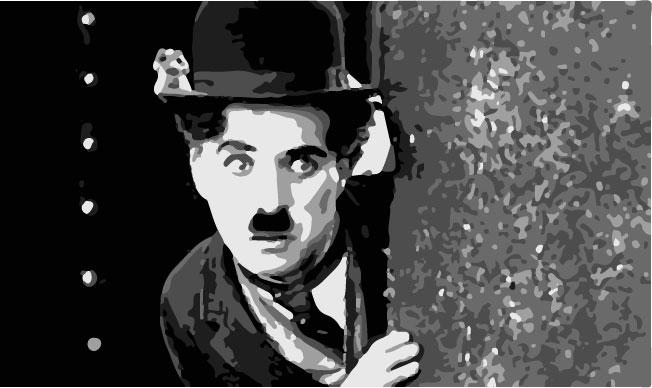 Charles Chaplin cine mudo
