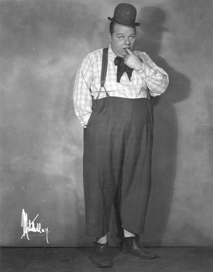 fatty arbuckle actores cine mudo