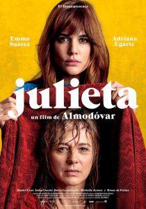 Julieta de película de Almodovar