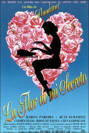la flor de mi secreto pedro almodóvar