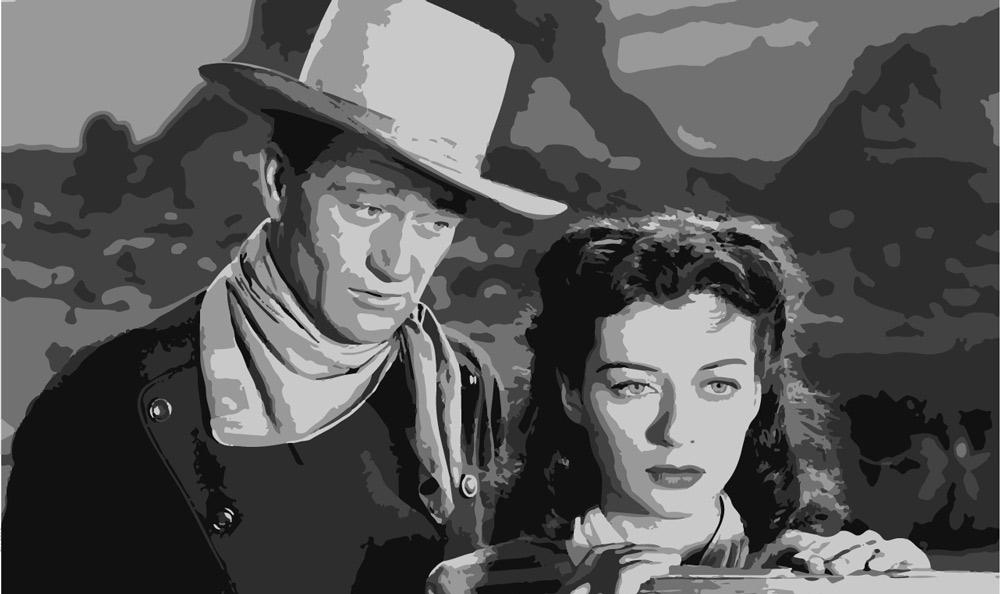 historia del cine western john wayne generos cinematograficos
