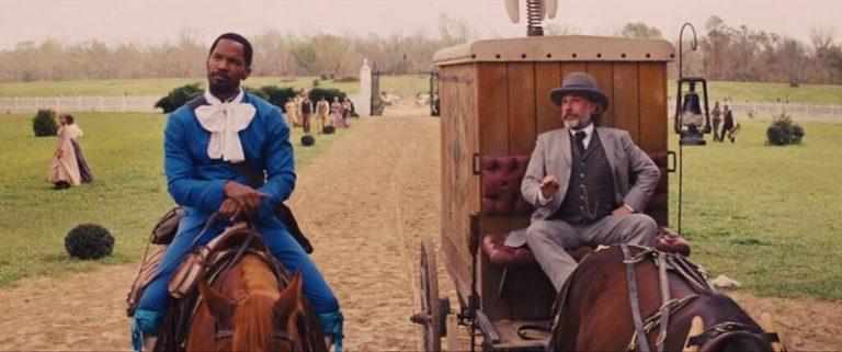 django desencadenado mejores películas oeste