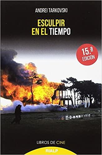 libro cine esculpir el tiempo tarkovski