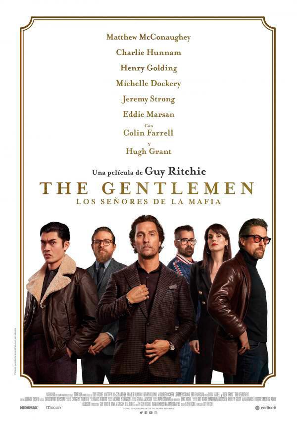 the gentleman crítica 2019