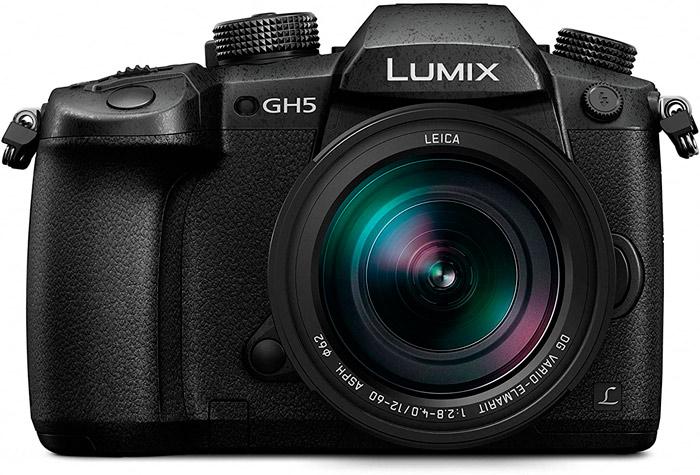 mejor cámara para grabar vídeo lumix