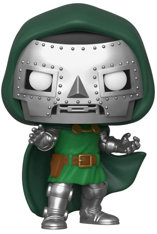 funko pop de marvel