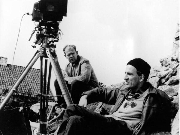 Ingmar Bergman características cine