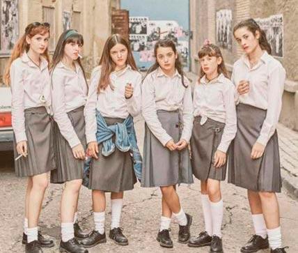 crítica de cine las niñas