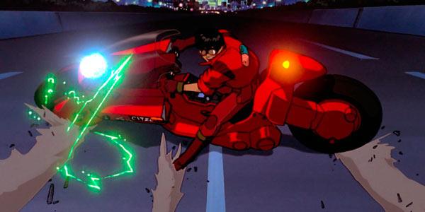 Akira película de anime
