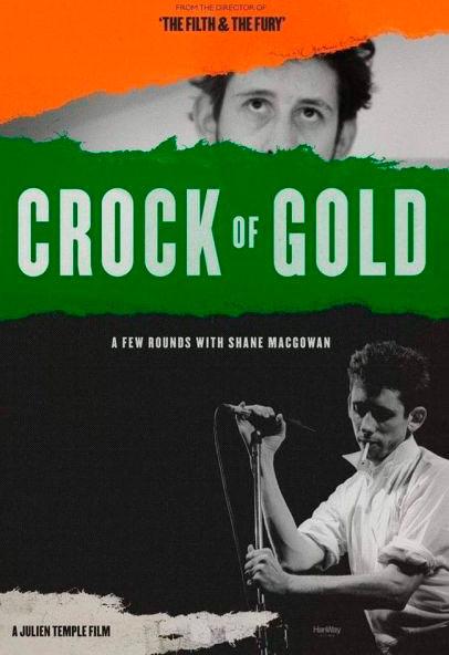 critica de Crock of Gold: A Few Rounds with Shane MacGowan