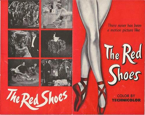 zapatillas rojas mejor película musical
