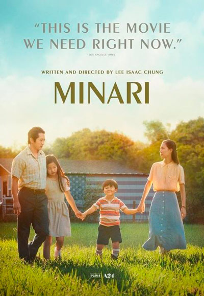 crítica de minari historia del mi familia
