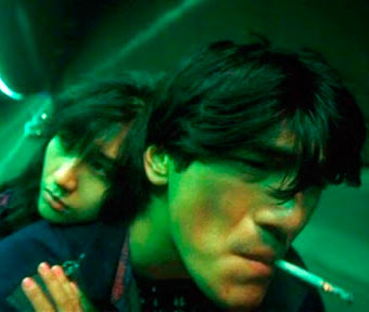 Crítica película wong kar wai