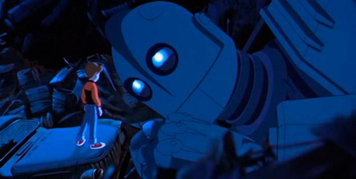 Gigante de hierro Mejores películas animación
